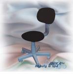 Pokrowiec kosmetyczny na krzesełko z oparciem I