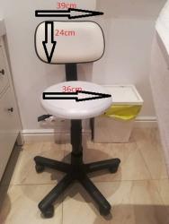 Pokrowce kosmetycznena krzesełko Astra