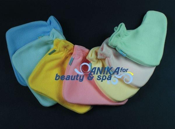 Skarpety kosmetyczne polar-para