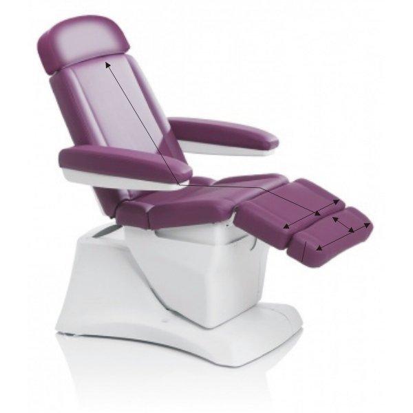 Pokrowce kosmetyczne na fotel kosmetyczny Ionto