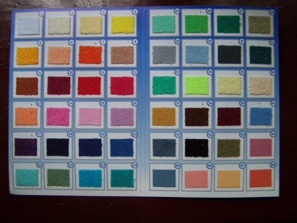 Pokrowce kosmetyczne na fotel Azzurro 803 AS