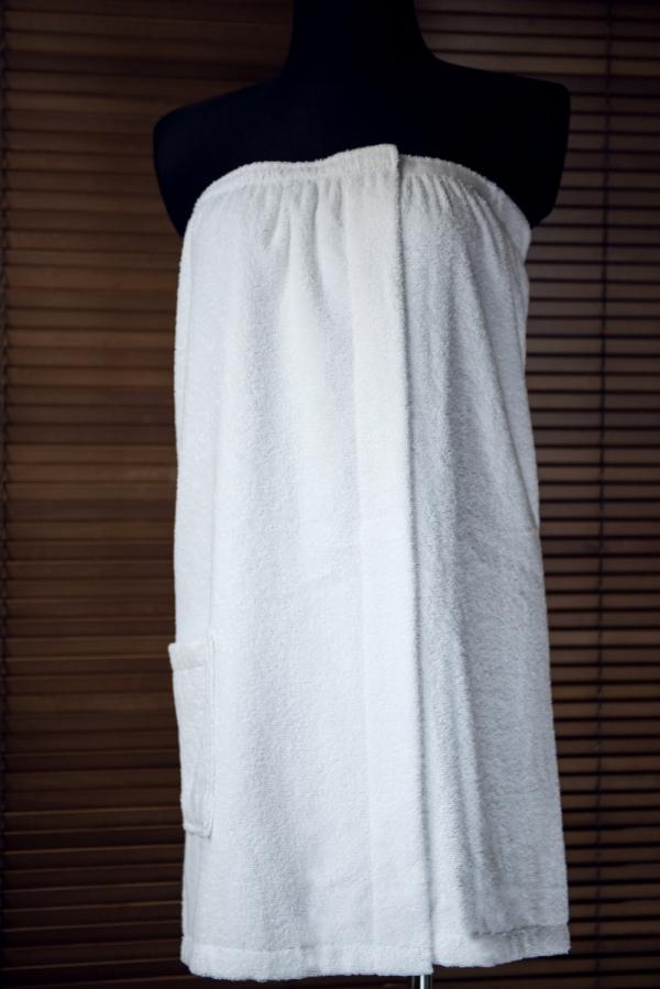 Damski ręcznik do sauny: Pareo