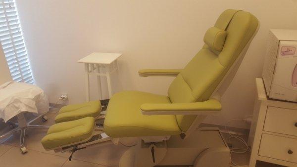 Pokrowce kosmetyczne na fotel Gerlach S3.2