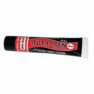 42017 Klej elastyczny do skóry, gumy i  tkanin Butapren 40g