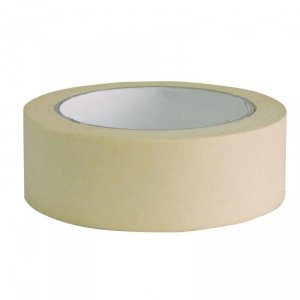 Taśma malarska papierowa szer.25mm dł.rolki 35m