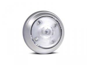MCE28 Lampa samoprzylepna 5xLED na baterie 3xAAA, ruchoma głowica, Maclean