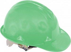 Hełm przemysłowy ochronny, zielony, kat. ii, ce, lahti