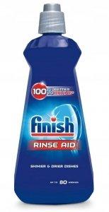 FINISH Płyn nabłyszczający d Zmywarek Regular 400ml