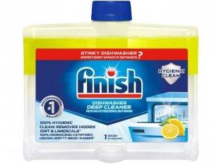 FINISH Płyn do Czyszczenia Zmywarek Lemon 250ml