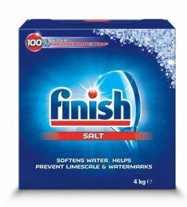 FINISH Sól ochronna do Zmywarek 4kg