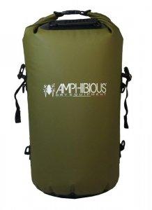 AMPHIBIOUS TORBA / WOREK WODOSZCZELNY TUBE 40L ZIELONY P/N: TS-1040.15