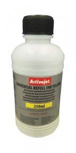 Tusz Activejet URB-250Y (250 ml; żółty)