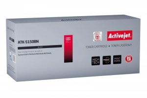 Toner Activejet ATK-5150BN (zamiennik Kyocera TK-5150K; Supreme; 12000 stron; czarny)