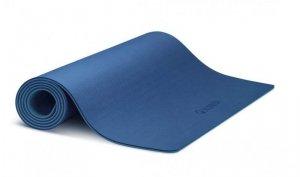 Mata do jogi YUNMAI 183x61x0,6cm, niebieska