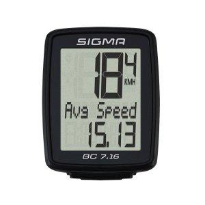 Licznik rowerowy SIGMA BC 7.16 Przewodowy