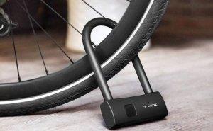 Blokada rowerowa AREOX Smart U Lock, długa