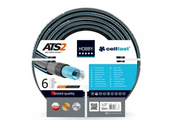 """Wąż ogrodowy Cellfast Hobby ATS2 1/2"""" 50m"""