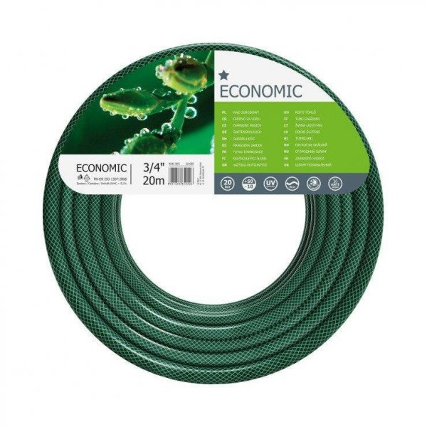 Wąż ogrodowy CELLFAST Economic CF10020R