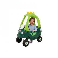 Little Tikes Cozy Coupe Dino Jeździk Go Green Pchacz Samochód