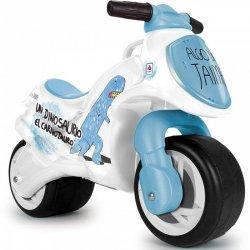 INJUSA Motorek Biegowy Jeździk Neox Dinozaur