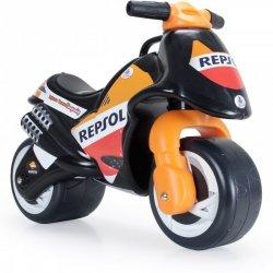 INJUSA Repsol Jeździk Motor Biegowy Pchacz
