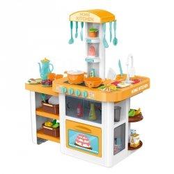 WOOPIE Kuchnia Dla Dzieci Obieg Wody Dźwięk Światło +  55 Akc.