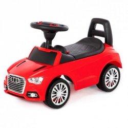 Samochód Jeździk Super Car Czerwony Polesie