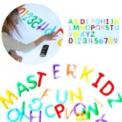 MASTERKIDZ Zestaw Literek i Cyferek Alfabet