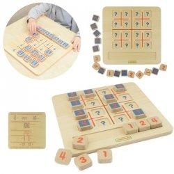 MASTERKIDZ Tablica Edukacyjna Gra Mini Sudoku