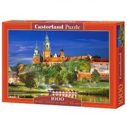Puzzle 1000 elementów Zamek Wawel, Polska