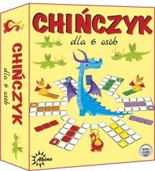 Gra Chińczyk dla 6 osób