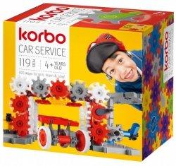 Klocki Car service 119