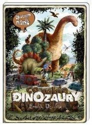 Książeczka Opowiem ci, mamo, co robią dinozaury