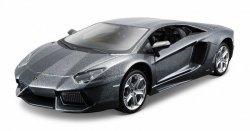 Model metalowy Lamborghini Aventador 1:24 do składania