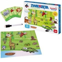 Puzzle magnetyczne - Zwierzęta