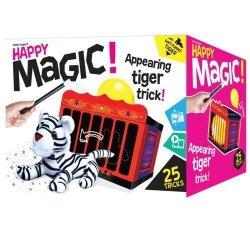 Wesoła Magia Tygrys klatka