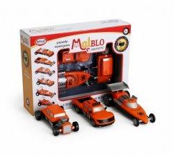 MalBlo Magnetyczne pojazdy wyścigowe
