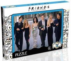 Puzzle 1000 elementów Przyjaciele Bankiet