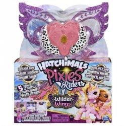 Figurka Hatchimals Pixies Riders Wilder Wings Tiger