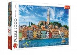 Puzzle 2000 elementów Rovinj Chorwacja