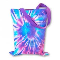 Torba Shopper tie dye intense