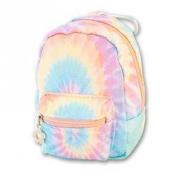 Portfelik plecaczek tie dye pastelowy