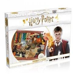 Puzzle 1000 elementów Harry Potter Hogwarts