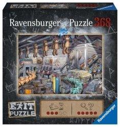Puzzle 368 elementów Exit, Fabryka zabawek