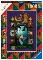 Puzzle 1000 elementów Kolekcja Harry Potter 1