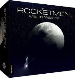Gra Rocketmen (Polska edycja)