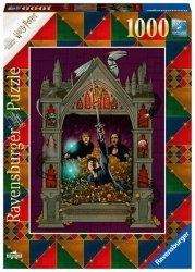 Puzzle 1000 elementów Kolekcja Harry Potter 4