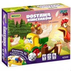 Gra Dostawa Kurczaków