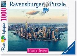 Puzzle 1000 elementów Nowy Jork