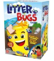 Gra Muchy śmieciuchy Litter Bugs